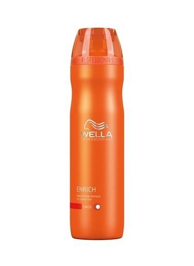 Wella Enrıch Nem. Şampuan Kalın Tel 250 Ml Renksiz